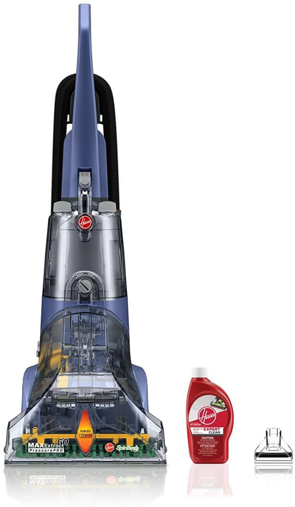 Hoover Max Extract 60 Pressure Pro Carpet Deep Cleaner, FH50220